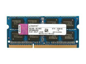 Kingston 4GB 204-Pin DDR3 SDRAM System Specific Memory for HP/Compaq