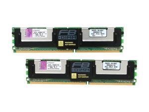 Kingston 2GB (2 x 1GB) 240-Pin DDR2 SDRAM System Specific Memory