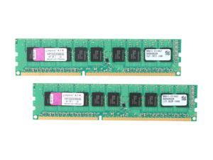 Kingston 8GB (2 x 4GB) 240-Pin DDR3 SDRAM Server Memory Model KVR1333D3E9SK2/8G