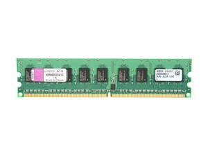 Kingston ValueRAM 1GB 240-Pin DDR2 SDRAM Server Memory Model KVR800D2E6/1G
