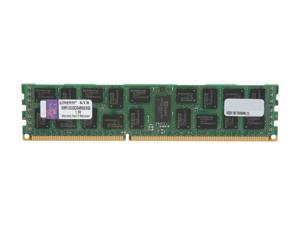 Kingston 8GB 240-Pin DDR3 SDRAM ECC Registered DDR3 1333 (PC3 10600) Server Memory Model KVR1333D3D4R9S/8GI