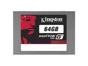 "Kingston SSDNow V+100 2.5"" 64GB SATA II MLC Internal Solid State Drive (SSD) SVP100S2/64G"