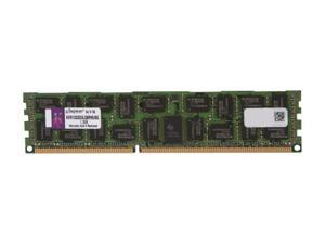 Kingston 8GB 240-Pin DDR3 SDRAM Server Memory QR x8 1.35V Model KVR1333D3LQ8R9S/8G