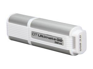 Kingston DataTraveler Ultimate G2 32GB USB 3.0 Flash Drive
