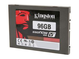 "Kingston SSDNow V+100 KR-S1296-3H 2.5"" 96GB SATA II MLC Internal Solid State Drive (SSD)"
