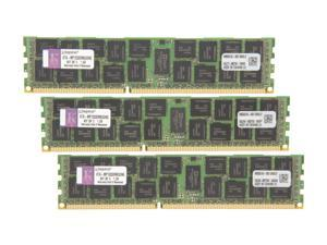 Kingston 24GB (3 x 8GB) 240-Pin DDR3 SDRAM Memory for Apple with thermal sensor