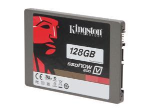 "Kingston SSDNow V200 Series SV200S37A/128G 2.5"" 128GB SATA III Internal Solid State Drive (SSD)"