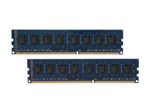 Kingston 8GB (2 x 4GB) 240-Pin DDR3 SDRAM DDR3 1333 Desktop Memory STD Height 30mm