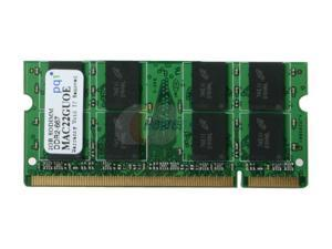 PQI 2GB 200-Pin DDR2 SO-DIMM DDR2 667 (PC2 5300) Laptop Memory