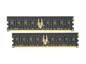 GeIL 4GB(2 x 2GB) DDR2 800 (PC2 6400) Dual Channel Kit Desktop Memory