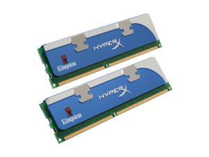 HyperX 1GB (2 x 512MB) 184-Pin DDR SDRAM DDR 400 (PC 3200) Dual Channel Kit Desktop Memory Model KHX3200AK2/1G
