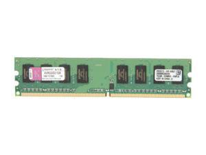 Kingston ValueRAM 1GB 240-Pin DDR2 SDRAM DDR2 533 (PC2 4200) Desktop Memory Model KVR533D2/1GR