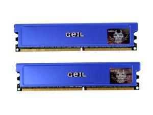 GeIL Value 1GB (2 x 512MB) 184-Pin DDR SDRAM DDR 400 (PC 3200) Dual Channel Kit System Memory