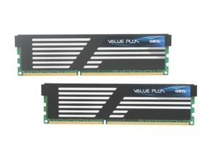 GeIL Value PLUS 4GB (2 x 2GB) 240-Pin DDR3 SDRAM DDR3 1600 (PC3 12800) Desktop Memory