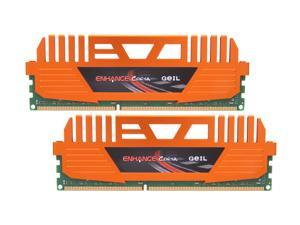 GeIL Enhance CORSA 8GB (2 x 4GB) 240-Pin DDR3 SDRAM DDR3 1333 (PC3 10666) Desktop Memory