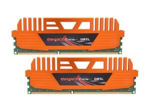 GeIL Enhance CORSA 8GB (2 x 4GB) 240-Pin DDR3 SDRAM DDR3 1600 (PC3 12800) Desktop Memory