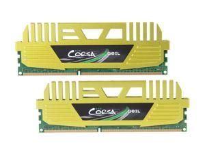 GeIL EVO CORSA Series 16GB (2 x 8GB) 240-Pin DDR3 SDRAM DDR3 1333 (PC3 10660) Desktop Memory