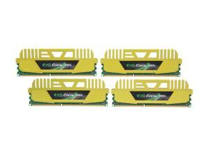 GeIL EVO CORSA Series 32GB (4 x 8GB) 240-Pin DDR3 SDRAM DDR3 1333 (PC3 10660) Desktop Memory