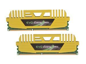 GeIL EVO CORSA Series 16GB (2 x 8GB) 240-Pin DDR3 SDRAM DDR3 1600 (PC3 12800) Desktop Memory Model GOC316GB1600C9DC