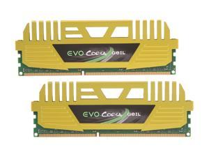GeIL EVO CORSA Series 16GB (2 x 8GB) 240-Pin DDR3 SDRAM DDR3 1600 (PC3 12800) Desktop Memory Model GOC316GB1600C10DC