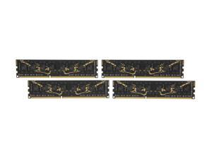 GeIL Black Dragon 32GB (4 x 8GB) 240-Pin DDR3 SDRAM DDR3 1333 (PC3 10660) Desktop Memory Model GB332GB1333C9QC