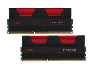 GeIL Evo Two 16GB (2 x 8GB) 240-Pin DDR3 SDRAM DDR3 1600 (PC3 12800) Desktop Memory