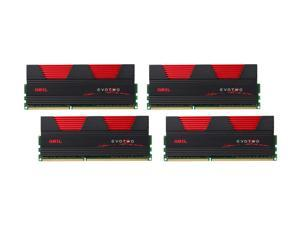 GeIL Evo Two 32GB (4 x 8GB) 240-Pin DDR3 SDRAM DDR3 1600 (PC3 12800) Desktop Memory