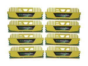 GeIL EVO CORSA Series 64GB (8 x 8GB) 240-Pin DDR3 SDRAM DDR3 1333 (PC3 10660) Desktop Memory