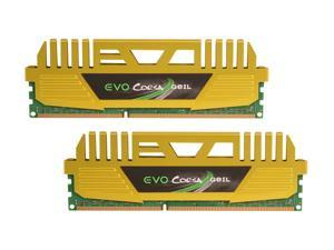 GeIL EVO CORSA Series 16GB (2 x 8GB) 240-Pin DDR3 SDRAM DDR3 1866 (PC3 14900) Desktop Memory
