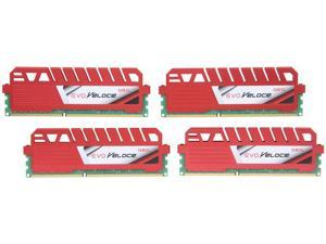 GeIL EVO Veloce Series 32GB (4 x 8GB) 240-Pin DDR3 SDRAM DDR3 1866 (PC3 14900) Desktop Memory