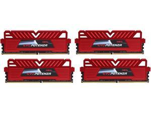 GeIL 16GB (4 x 4GB) 288-Pin DDR4 SDRAM DDR4 3200 (PC4 25600) Gaming Memory Model GPR416GB3200C16QC
