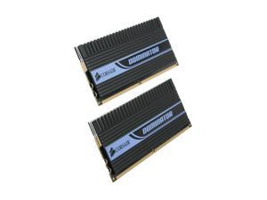 CORSAIR 2GB (2 x 1GB) 240-Pin DDR2 1066 (PC2 8500) Dual Channel Kit Memory