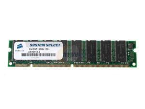 CORSAIR 512MB 168-Pin SDRAM System Specific Memory