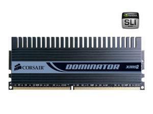 CORSAIR Dominator 2GB (2 x 1GB) 240-Pin DDR2 SDRAM DDR2 800 (PC2 6400) Dual Channel Kit Desktop Memory Model TWIN2X2048-6400C3DF