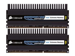 CORSAIR 2GB (2 x 1GB) 240-Pin DDR3 SDRAM DDR3 1800 (PC3 14400) Dual Channel Kit Desktop Memory