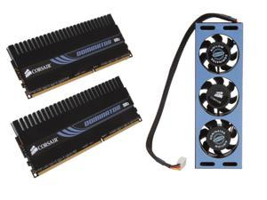 CORSAIR DOMINATOR 4GB (2 x 2GB) 240-Pin DDR3 SDRAM DDR3 2000 (PC3 16000) Dual Channel Kit Desktop Memory