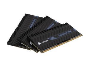 CORSAIR DOMINATOR 6GB (3 x 2GB) 240-Pin DDR3 SDRAM DDR3 1866 (PC3 15000) Triple Channel Kit Desktop Memory