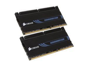 CORSAIR DOMINATOR 4GB (2 x 2GB) 240-Pin DDR3 SDRAM DDR3 1600 (PC3 12800) Desktop Memory Model TW3X4G1600C9D G