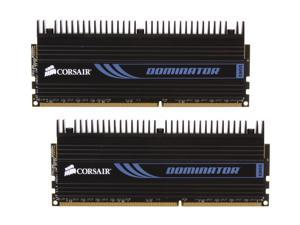 CORSAIR DOMINATOR 4GB (2 x 2GB) 240-Pin DDR3 SDRAM DDR3 1600 (PC3 12800) Desktop Memory Model CMP4GX3M2C1600C7