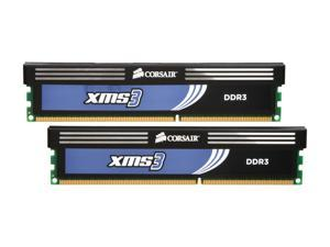 CORSAIR XMS 4GB (2 x 2GB) 240-Pin DDR3 SDRAM DDR3 2000 (PC3 16000) Desktop Memory Model CMX4GX3M2B2000C9