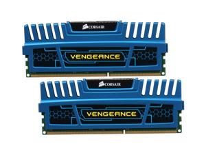 CORSAIR Vengeance 8GB (2 x 4GB) 240-Pin DDR3 SDRAM DDR3 1600 (PC3 12800) Desktop Memory Model ...