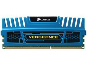 CORSAIR Vengeance 4GB 240-Pin DDR3 SDRAM DDR3 1600 (PC3 12800) Desktop Memory Model CMZ4GX3M1A1600C9B