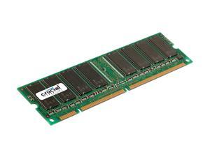 Crucial 128MB 168-Pin SDRAM PC 133 Desktop Memory Model CT16M64S4D75 - OEM