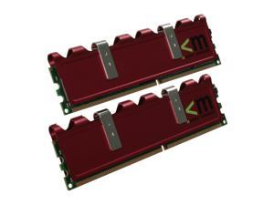 Mushkin Enhanced Redline 2GB (2 x 1GB) DDR 500 (PC 4000) Dual Channel Kit Desktop Memory