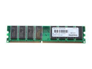 Mushkin Enhanced Proline 1GB 184-Pin DDR SDRAM DDR 400 (PC 3200) System Memory