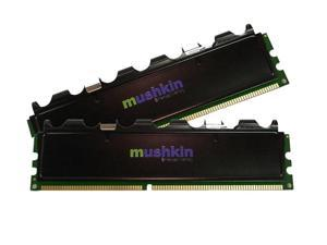 Mushkin Enhanced 1GB (2 x 512MB) 184-Pin DDR SDRAM DDR 400 (PC 3200) Dual Channel Kit System Memory Model 991357