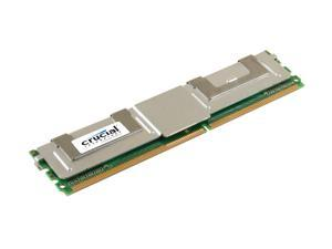 Crucial 1GB 240-Pin DDR2 FB-DIMM Server Memory Model CT12872AF53E - OEM