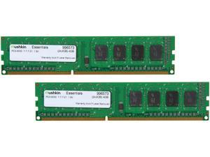 Mushkin Enhanced 4GB (2 x 2GB) 240-Pin DDR3 SDRAM DDR3 1066 (PC3 8500) Dual Channel Kit Desktop Memory Model 996573