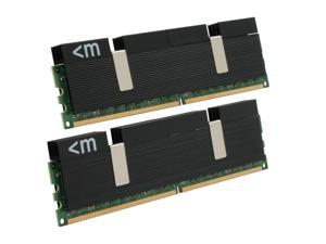 Mushkin Enhanced Blackline 4GB (2 x 2GB) 240-Pin DDR2 SDRAM DDR2 1066 (PC2 8500) Dual Channel Kit Desktop Memory