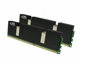 Mushkin Enhanced Blackline 4GB (2 x 2GB) 240-Pin DDR2 SDRAM DDR2 800 (PC2 6400) Dual Channel Kit Desktop Memory Model 996622